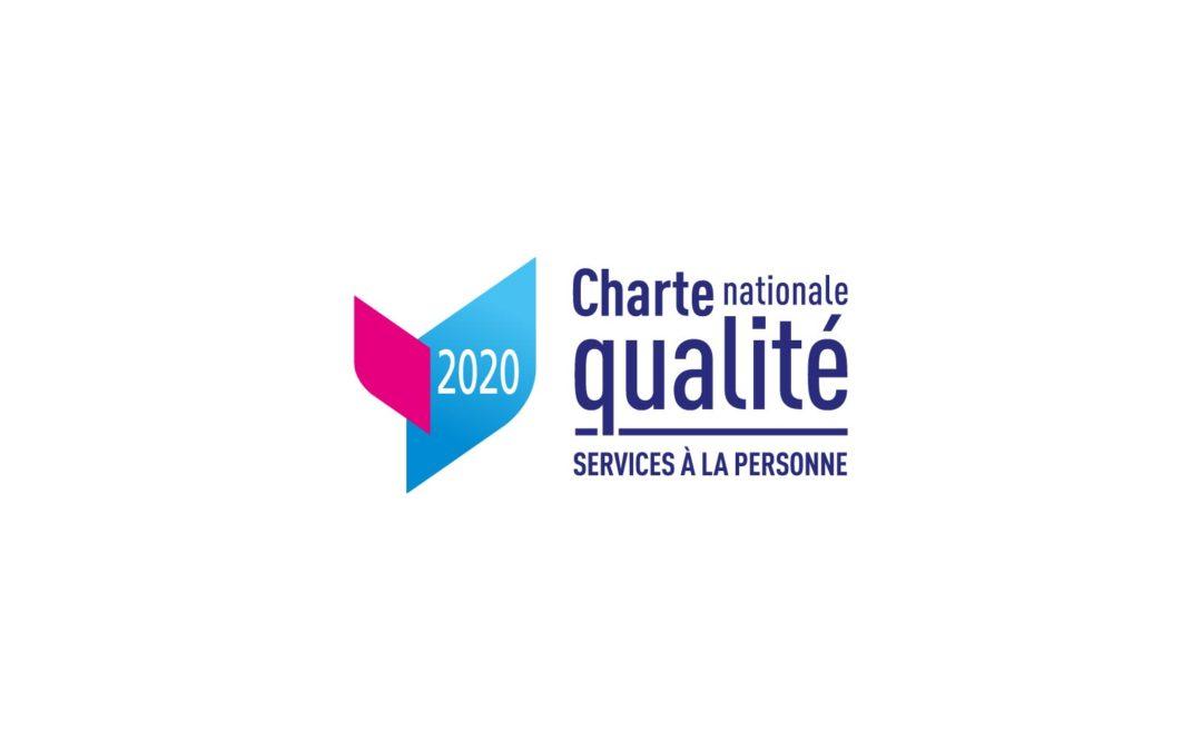 Famille Pratique Adhérent à la charte nationale qualité des services à la personne 2020