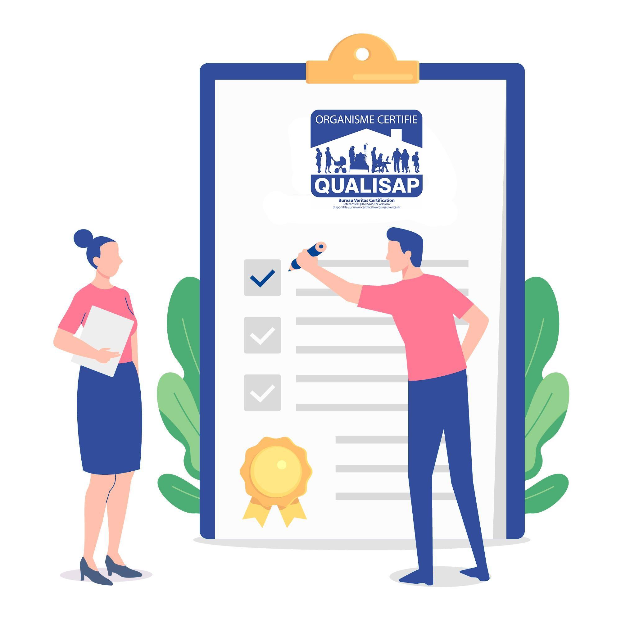 Certification aide a domicile - Famille Pratique