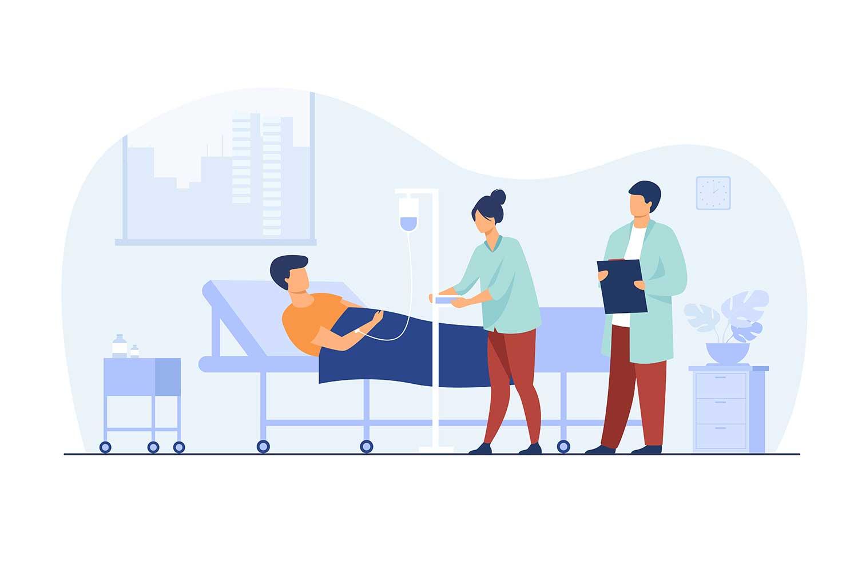 Retour Hospitalisation - Aide aux Famille